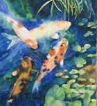 Mary Anderson's Gold Fish